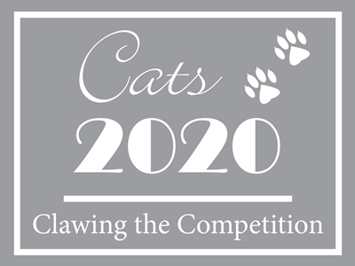 Cats 2020 - Clawing the Competition