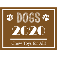 Dogs 2020 - Chew Toys for All