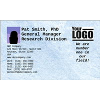 Business Card w Photo (DESIGN)